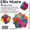 Eli's Stars 3-Project Pack (Ages 10-Adult)